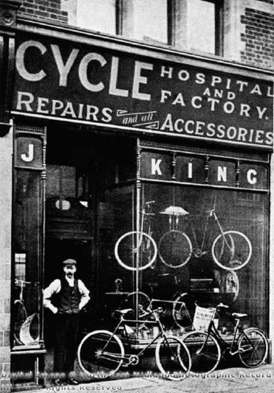 Bicicletaria (1910)